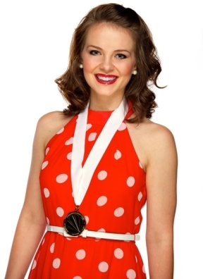 Distinguished Young Woman of America 2012: Christina Maxwell
