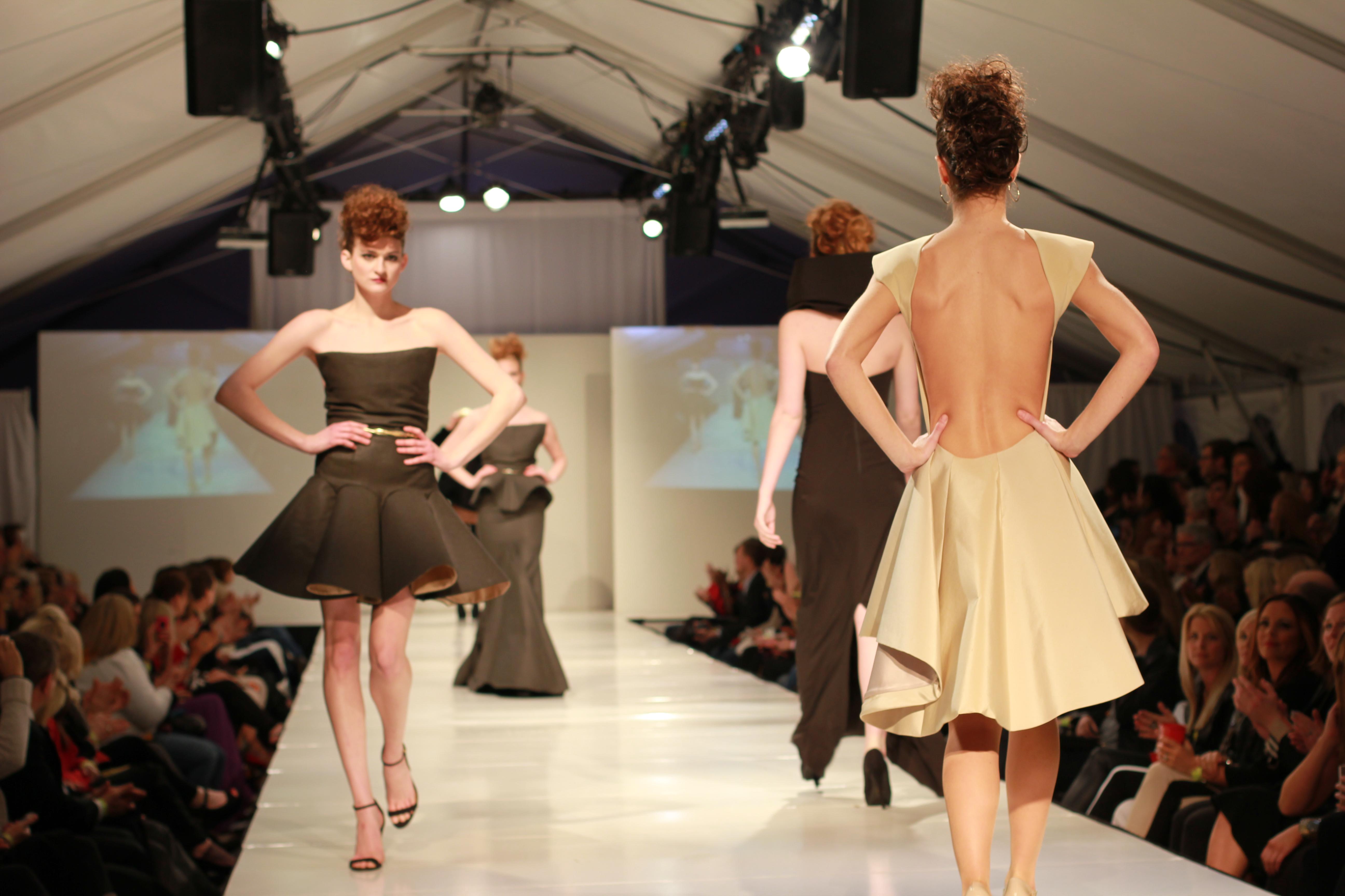 Carlisha Bagsby for Birmingham Fashion Week 2013