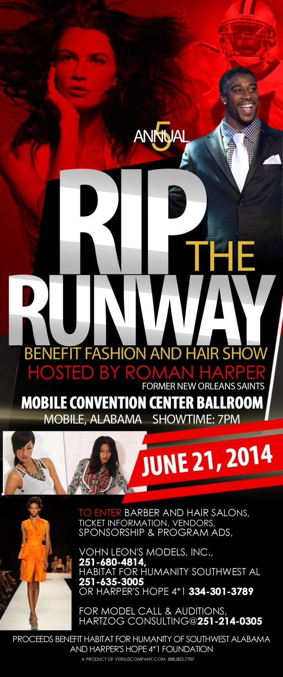 Rip the Runway Flyer
