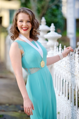 Distinguished Young Woman of America: Christina Maxwell