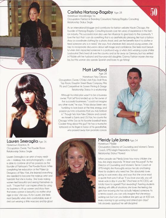 CHB X Access Magazine